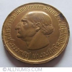Image #2 of 50 000 000 (Milionen) Mark 1923 - Westfalen