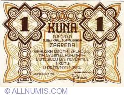 Imaginea #1 a 1 Kuna 1942