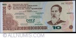 10 Pesos 2002