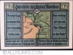 50 Pfennig 1921 - Monschau