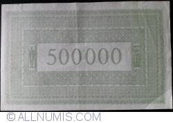 500 000 Mark 1923 - Aachen