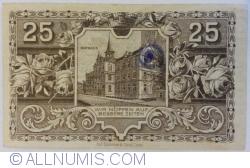 Image #2 of 25 Pfennig 1918 - Burg