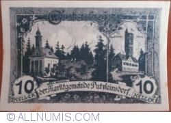 Image #1 of 10 Heller 1920 - Putzleinsdorf