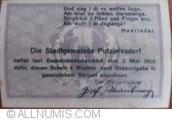 Image #2 of 10 Heller 1920 - Putzleinsdorf
