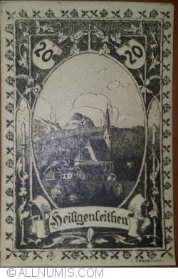 Image #1 of 20 Heller 1920 - Pettenbach