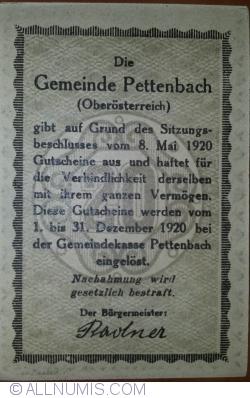 Image #2 of 20 Heller 1920 - Pettenbach