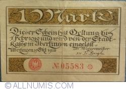 Image #2 of 1 Mark 1918 - Überlingen