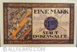 100 Pfennig 1921 - Luckenwalde