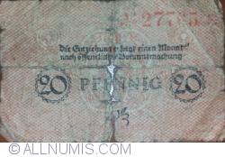 Image #2 of 20 Pfennig 1918 - Erlangen