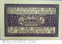 Image #2 of 25 Pfennig 1921 - Nachterstedt