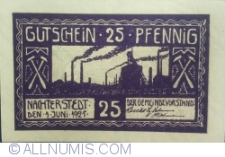 Image #1 of 25 Pfennig 1921 - Nachterstedt