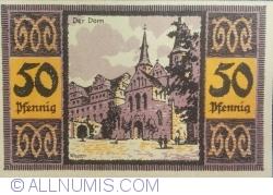 Image #1 of 50 Pfennig 1921 - Merseburg