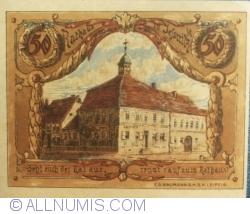 Image #2 of 50 Pfennig 1921 - Jessnitz