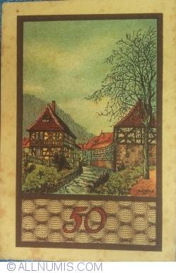 Image #2 of 50 Pfennig ND - Suhl