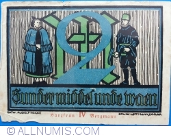 Image #1 of 2 Mark 1922 - Goslar