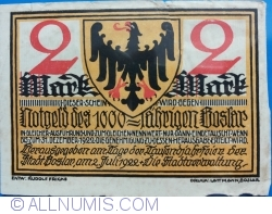 Image #2 of 2 Mark 1922 - Goslar