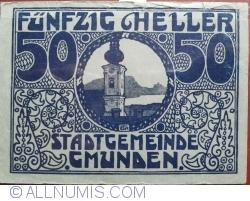 Image #1 of 50 Heller 1920 - Gmunden
