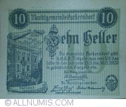 Image #1 of 10 Heller 1920 - Purkersdorf