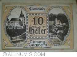 Image #1 of 10 Heller 1920 - Attnang-Puchheim