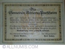 Image #2 of 10 Heller 1920 - Attnang-Puchheim