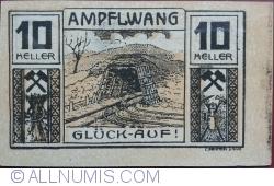 Imaginea #1 a 10 Heller 1920 - Ampflwang