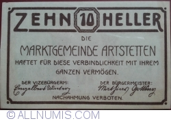 Image #2 of 10 Heller 1920 - Artstetten