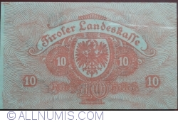 Image #2 of 10 Heller 1919 - Tirol