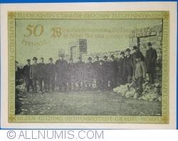 Image #1 of 50 Pfennig 1921 - Hohenwestedt
