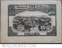 Image #1 of 20 Heller 1920 - Roitham