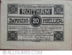 Image #2 of 20 Heller 1920 - Roitham