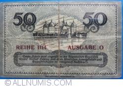 Image #2 of 50 Pfennig 1918 - Dresden-Neufstadt