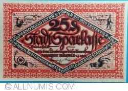 Image #1 of 25 Pfennig 1919 - Bielefeld