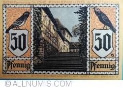 Imaginea #2 a 50 Pfennig 1921 - Nordhausen
