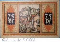 Image #2 of 75 Pfennig 1921 - Braunschweig