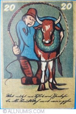 Image #1 of 20 Pfennig 1921 - Ludinghausen