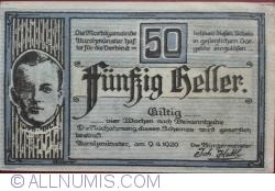 Image #1 of 50 Heller 1920 - Aurolzmünster