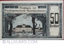 Image #2 of 50 Heller 1920 - Aurolzmünster