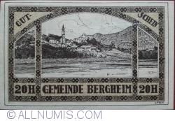 Imaginea #1 a 20 Heller ND - Bergheim