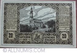 Imaginea #2 a 20 Heller ND - Bergheim