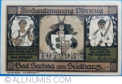 Image #1 of 25 Pfennig 1921 - Bad Sachsa