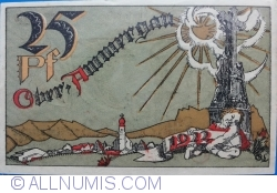 25 Pfennig 1921 - Oberammergau