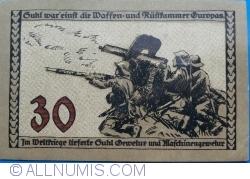 Image #1 of 30 Pfennig ND - Suhl