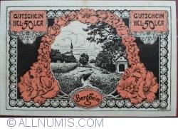 Imaginea #1 a 50 Heller ND - Bergheim