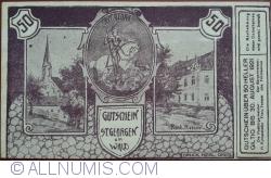 Image #1 of 50 Pfennig 1921 - Sankt Georgen am Walde