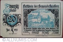Image #1 of 20 Heller 1920 - Gainfarn