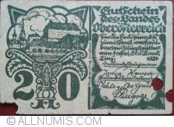 Image #1 of 20 Heller 1921 - Oberösterreich (Upper Austria)