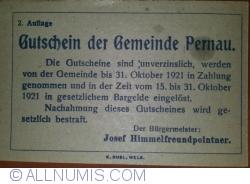 Imaginea #2 a 20 Heller ND - Pernau (A II-a emisune - 2. Auflage)