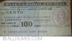 Image #1 of 100 Lire 1977 (3. XI.)