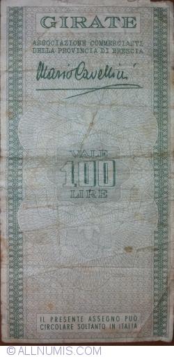Image #2 of 100 Lire 1977 (3. XI.)