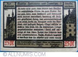 Image #2 of 25 Pfennig 1921 - Pößneck